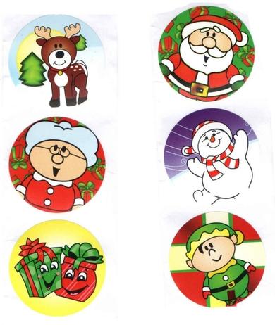 Наклейки «Рождество»