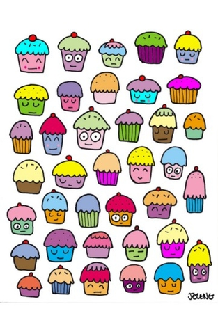 Naughty muffins