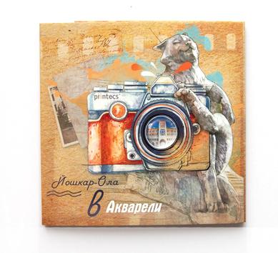 Набор открыток «Йошкар-Ола в акварели»