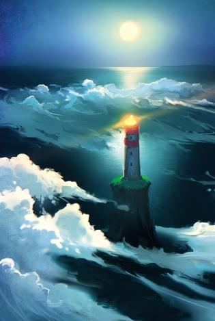 Cloud Lighthouse