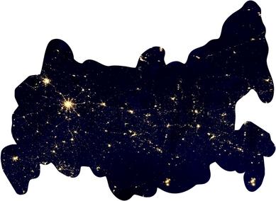 Night Russia