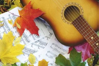 Music of autumn