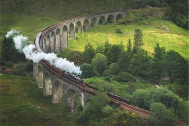To Hogwarts!