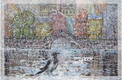 Питерская ворона